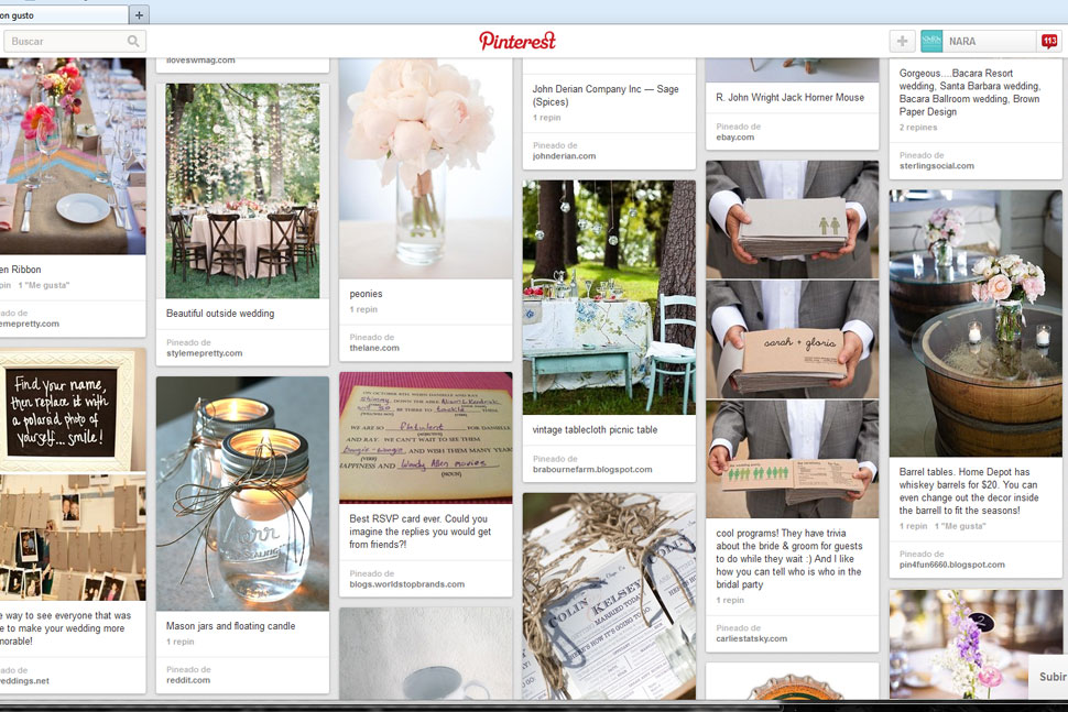 Pinterest detalles con gusto - Nara Connection