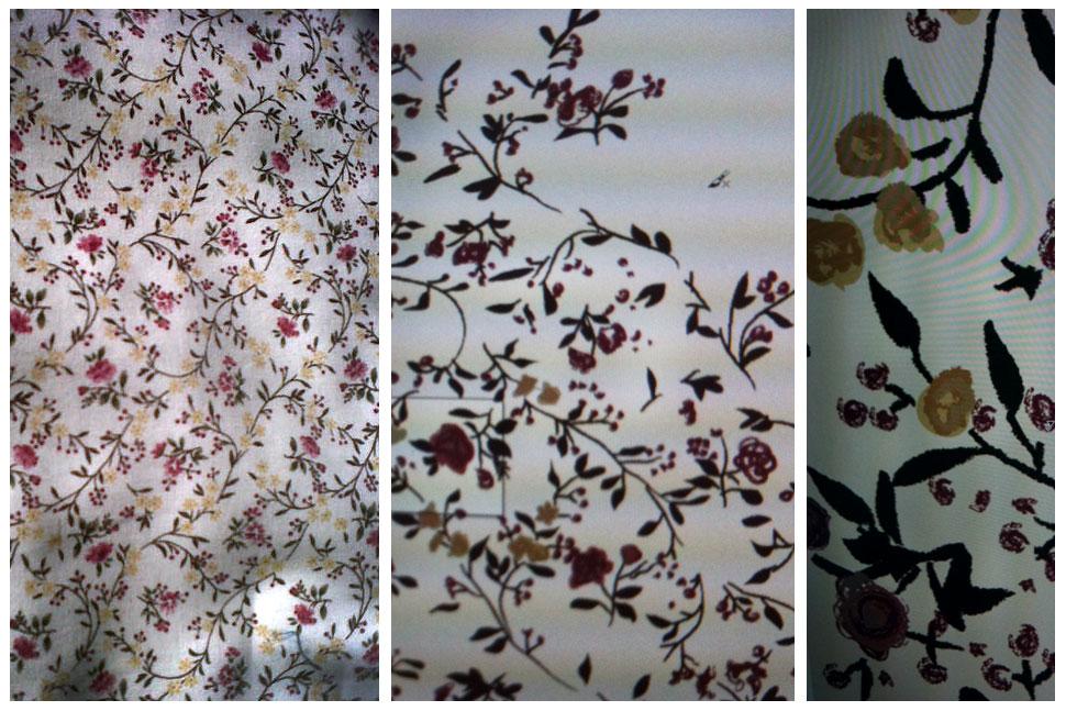 Dibujo flores del pattern