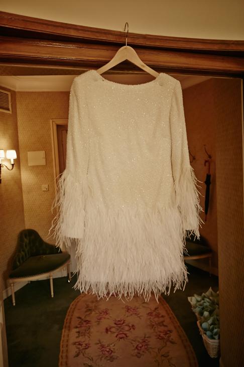17-nara-connection-juanlu-real-feathers-glitter-dress